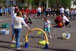 Óvodások sportversenye