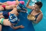 Játékos hangfürdő az Árnyas Uszodában